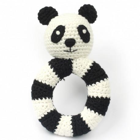 NatureZOO rund rangle - Panda