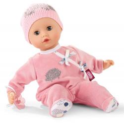 Muffin babypige i pindsvin sparkedragt - Dukke - Götz