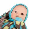 Babydukke i blåt tøjsæt - Götz
