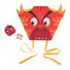 Farlig drage - Smart mini drage - Tiger tribe