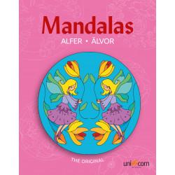 Alfer malebog - Mandalas