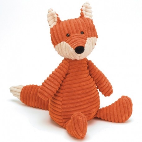 Jellycat Cordy Roy bamse - Ræv - Mellem