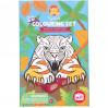 3D Farlige dyr - Keativ æske - Tiger Tribe