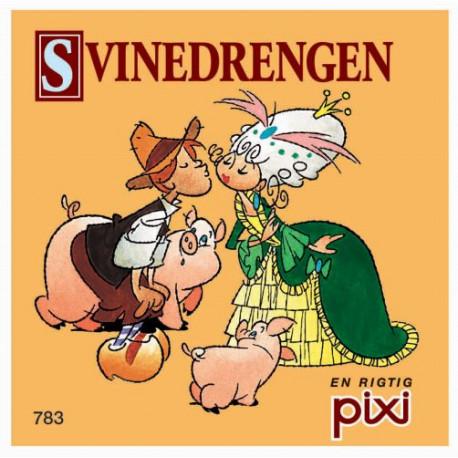 Svinedrengent Pixi bog - H.C. Andersens eventyr - Carlsen