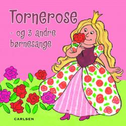 Tornerose - og 5 andre børnesange - Pixi bog - Carlsen