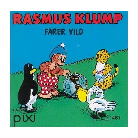 Rasmus Klump farer vild - Pixi bog - Carlsen