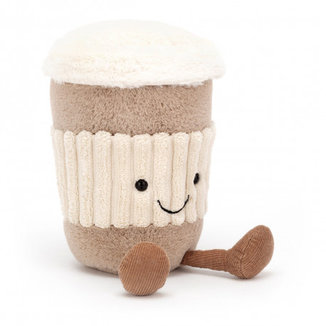 Coffee-To-Go - Bamse - Jellycat