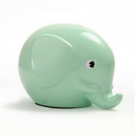 Mint elefant sparebøsse - Maxi - Norsu