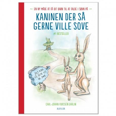 Bestselleren! Kaninen der så gerne ville sove - Alvilda