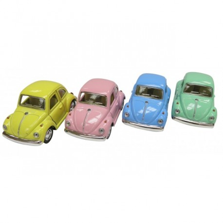 Legetøjsbill - Volkswagen Bettle - Pastel