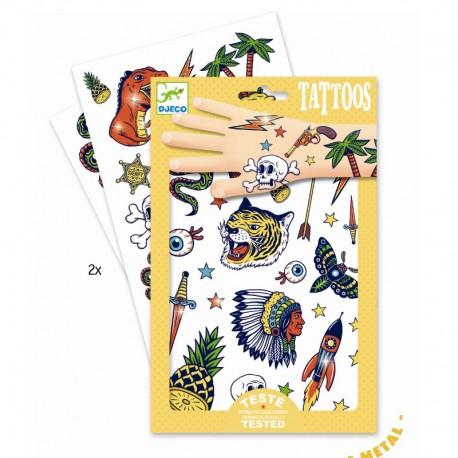 Djeco tatoveringer - Bang Bang