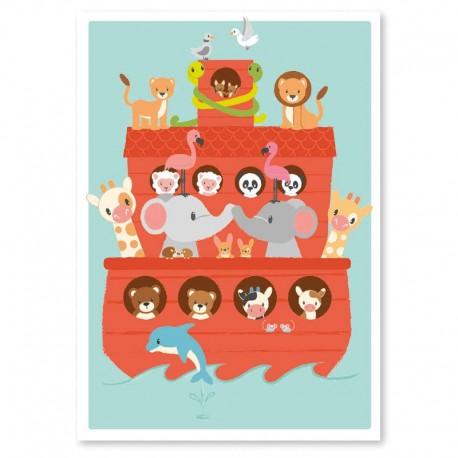 Studio Circus plakat - Noahs Ark