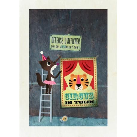 The Wall plakat - Ingela P. Arrhenius