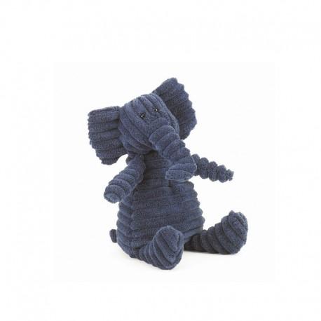Jellycat bamse - Cordy Roy - Elefant - lille