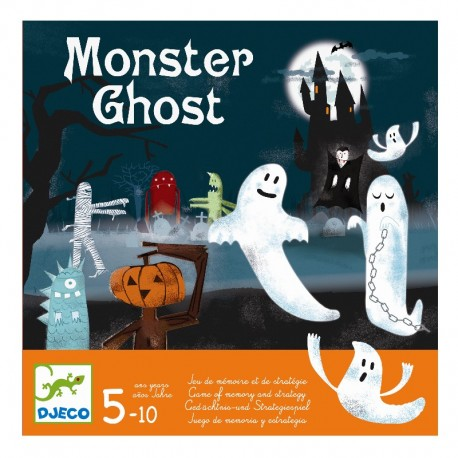 Djeco spil - Monster Ghost